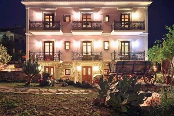 Ξενοδοχείο Αρχοντικό Γαλαξίδι Φωκίδας Ενοικιαζόμενα
